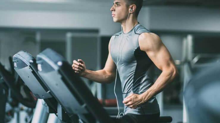فیتنس و بدنسازی در مدت زمان تمرینات