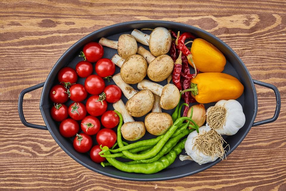 دسته اصلی رژیمهای گیاه خواری