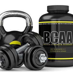 مکمل های BCAA